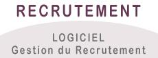Logiciel de gestion du recrutement